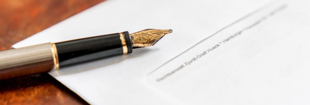 Ihr Rechtsanwalt | Kanzlei Hueck